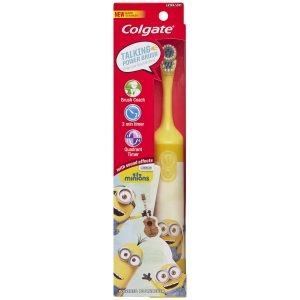 Colgate Minions Talking Toothbrush[1]