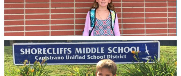 School — is it already here?! Tips for Organzing
